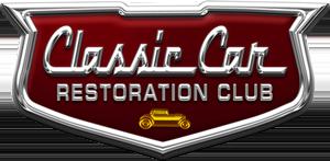 Classic Car Restoration Club Logo